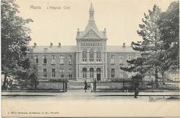 Mons   *  L'Hopital Civil (Hoffmann) - Mons