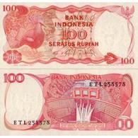 Billet Indonésie 100 Rupiah - Indonésie
