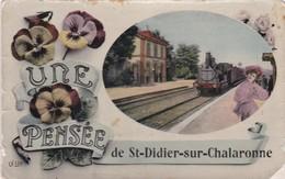 Une Pensée De Saint Didier Sur Chalaronne - Unclassified