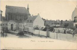 Mons   *  Le Square Ste. Waudru  (Hoffmann) - Mons