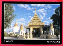 Birmanie - MYANMAR - BAGAN - * SUP** 2 SCANS - Myanmar (Burma)