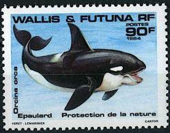 WALLIS ET FUTUNA.mammifere Marin, Epaulard. Yvert N°320. Neuf Sans Charnière. (MNH) - Altri