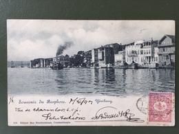Souvenur Du Bosphore- Yénikény - Turkey