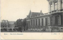 Mons   *  Rue De La Houssière - Mons