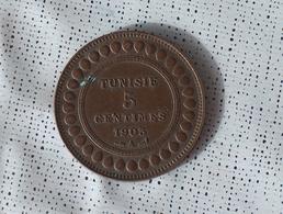 Tunisie 5 Centimes 1903 - Tunisie