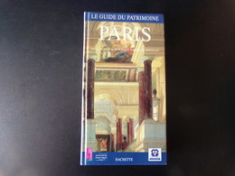 Paris, Le Guide Du Patrimoine, 1994, 590 Pages - Parigi