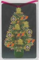 GREECE - Christmas Tree 2003,Exhibition At Athens(Parthenon Club),Tirage 500, 12/03,mint - Griechenland