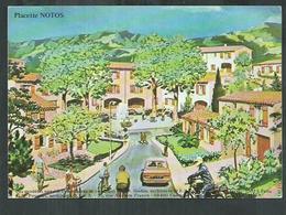 Savoie. Albertville.Résidence La Gran Monta. Carte Publicitaire Des Maisons Familiales. - Albertville