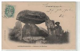 56 LOCMARIAQUER DOLMEN DE KERHAN - Locmariaquer