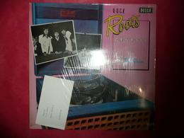 LP33 N°2994 -  GENESIS - R.O.C.K. ROOTS - 1976 - ETIQUETTE PAPIER SOUS PLASTIQUE S' ENLEVE PROVENANCE - Rock