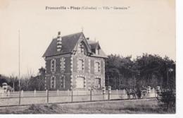 14 - Calvados - FRANCEVILLE PLAGE - Villa Germaine - France