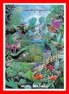 CPSM/gf MAINAU (Allemagne)   Schmetterlingshaus Insel Mainau (Serre à Papillons)...H001 - Other