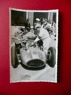 Fotografia Originale Gran Premio Tripoli Mercedes Laing 1939 Auto Sport - Photos