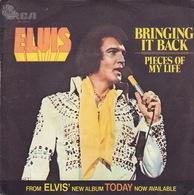 ELVIS PRESLEY - SP - 45T - Disque Vinyle - Bringing It Back - 10401 - Vinyles
