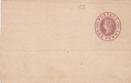 GRAN BRETAGNA - STORIA POSTALE - BIGLIETTO POSTALE -  INTERO POSTALE - 1902-1951 (Könige)
