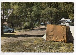 MARDIE --1970--Camping De Latingy--toile De Tente,caravane,voiture Simca..timbre..cachet CHECY-45   .... ...à Saisir - France