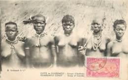 COTE DE GUARDAFUI GROUPE DE CANNIBALES ANTHROPOPHAGES - Somalie
