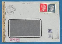 1944 UNNA DEUTSCHE REICH - Deutschland