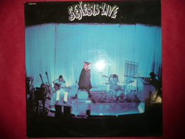 LP33 N°2995 -  GENESIS - LIVE - 6369 304 - GRAND GROUPE - Rock