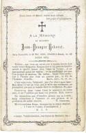 NAZARETH / GENT -Jean BEKAERT - Geboren 1830 En Overleden 1872 - Images Religieuses