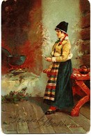 960 - Illustrateur * Axel  ENDER  *    ENERET J.F.   1909   (Trés Rare) - Other Illustrators