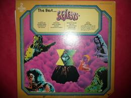LP33 N°2998 - THE BEST ... GENESIS - 2 LP'S - 1976 - JOLIS DISQUES BUDDAH RECORDS JE CONSEILLE AINSI QUE KAMA-SUTRA - Rock