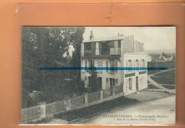 CPA - CHATEAU THIERRY - Photographie Ehrhard 1 Rue De La Barre ( Petits Près ) - Chateau Thierry