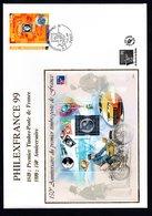 B800 France Bloc CNEP N° 30 Sur Enveloppe 1er Jour - CNEP