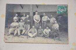 Carte Photo Militaires Chevaux à Identifier - War 1914-18