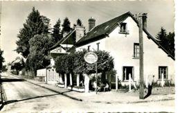 N°6200 T -cpsm Couterne (Orne) Hôtel De L'arrivée- - Hotels & Gaststätten