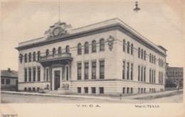Waco Texas, Y.M.C.A. Building, Architecture, C1900s Vintage Albertype Postcard - Waco