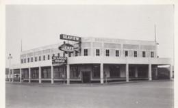 Galveston Texas, Cokins Seaview Cafe Seafood House C1940s/50s Vintage Postcard - Galveston
