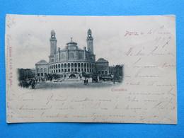 Cpa Paris – Trocadéro – Précurseur - 1897 - France