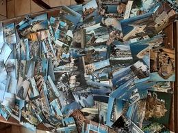 LOT DE 735 CARTES POSTALES BRETAGNE FRANCE ESPAGNE ITALIE ET AUTRES - Cartes Postales
