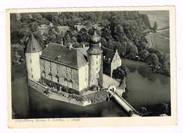 V5053 Borken Im Westfalen - Jugendburg - Schloss Chateau Castle Castillo Castello / Viaggiata 1953 - Borken