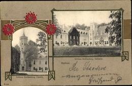 Passepartout Cp Itzehoe In Schleswig Holstein, Schloss Breitenburg, Südseite, Kapelle - Sonstige