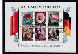 DDR, Block 8A, Gest. Mi. 220,- Euro (K 6122) - Blocks & Kleinbögen