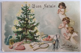 V 73300 - Buon Natale - Noël