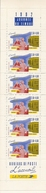 FRANCE 1992 BC 2744A  CARNET 3506 JOURNEE DU TIMBRES FRANCE 1992 BUREAU DE POSTE L ACCUEIL - Markenheftchen
