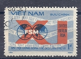190033088  VIETNAM  YVERT    Nº   723 - Vietnam