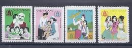 190033085  VIETNAM  YVERT    Nº   179/82  **/MNH - Vietnam
