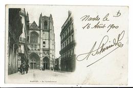 CPA-Carte Postale-FRANCE-Nantes La Cathédrale En 1900- VM14622 - Nantes