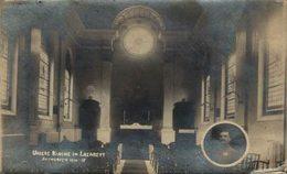 FELDPOST UNSERE KIRCHE IM LAZARETT BERCHEM ZURENBORG  WWI ANTWERPEN ANVERS WWICOLLECTION - War 1914-18