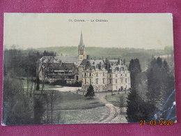CPA - Cléres - Le Château - Clères