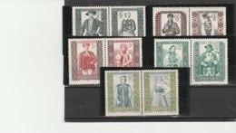 POLOGNE**LUXE 1959/1960 LOT DENTELE ET NON DENTELE COTE 12.40 EURO - 1944-.... Republic