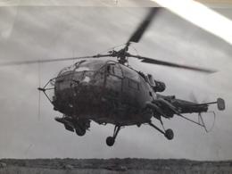 ALAT Alouette III Galdiv 1 Trèves Allemagne Hélicoptère Aviation Légère Armée De Terre - Aviation