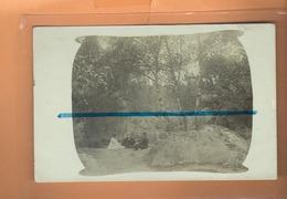 CARTE PHOTO - FONTAINEBLEAU - A Confirmer A Identifier - Trouver Avec Des Cartes De Fontainebleau - Fontainebleau