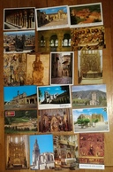 St Jacques De Compostelle Lot De 55 Etapes Des Pélerinages  Cpsm/cpm - Cartes Postales