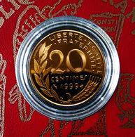 20 Centimes MARIANNE De 1999 En BE... - France