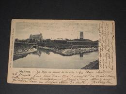 MECHELEN -  Dijle - Uitg. Van Doeselaer N°391 - Malines